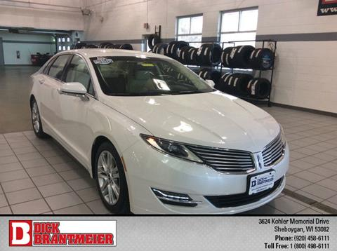 2014 Lincoln MKZ Hybrid for sale in Sheboygan, WI