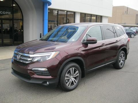 2017 Honda Pilot for sale in Steubenville OH