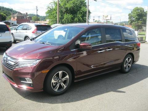 2018 Honda Odyssey for sale in Steubenville OH
