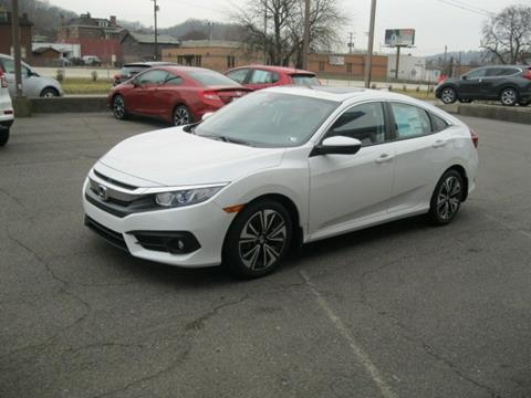 2017 Honda Civic for sale in Steubenville OH