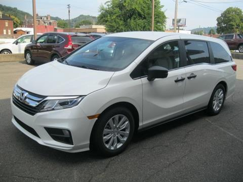2018 Honda Odyssey for sale in Steubenville, OH