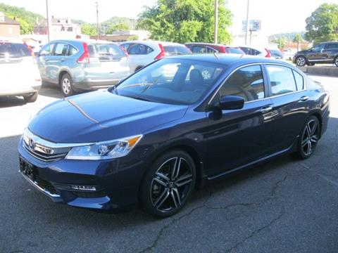 2017 Honda Accord for sale in Steubenville OH