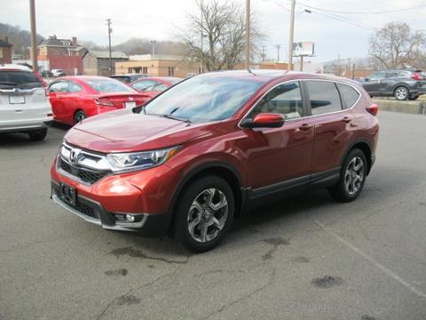 2017 Honda CR-V for sale in Steubenville, OH