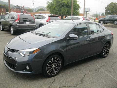 2015 Toyota Corolla for sale in Steubenville OH