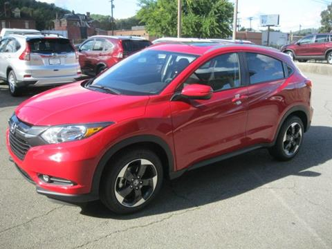 2018 Honda HR-V for sale in Steubenville, OH