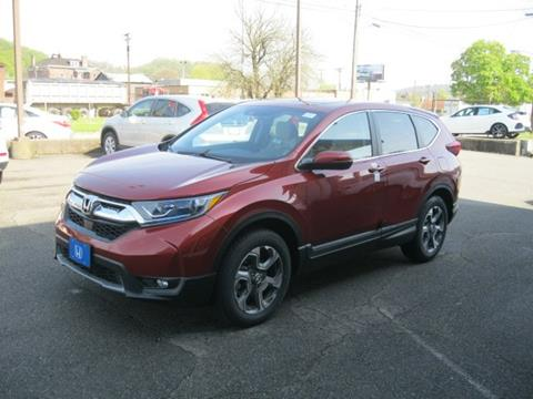 2017 Honda CR-V for sale in Steubenville, OH