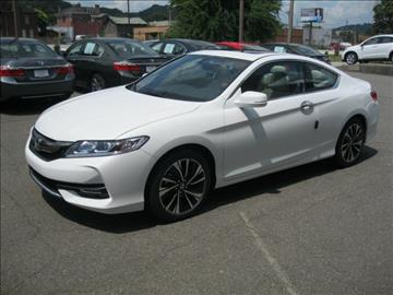 2017 Honda Accord for sale in Steubenville, OH