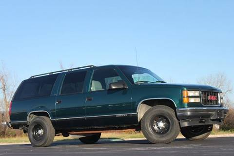 1995 GMC Suburban for sale in Olathe, KS