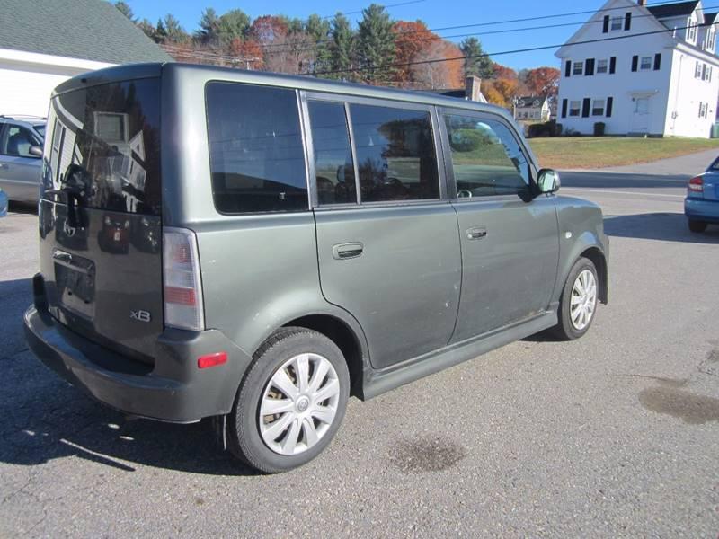 2005 Scion xB 4dr Wagon - Sanbornville NH