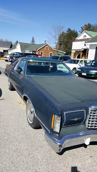 1978 Ford Thunderbird  - Sanbornville NH