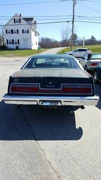 1978 Ford Thunderbird for sale in Sanbornville, NH
