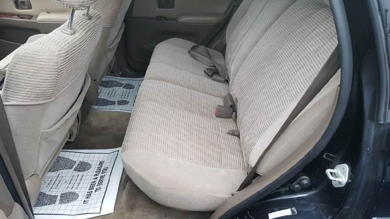 1997 Toyota 4Runner 4dr Limited 4WD SUV - Sanbornville NH