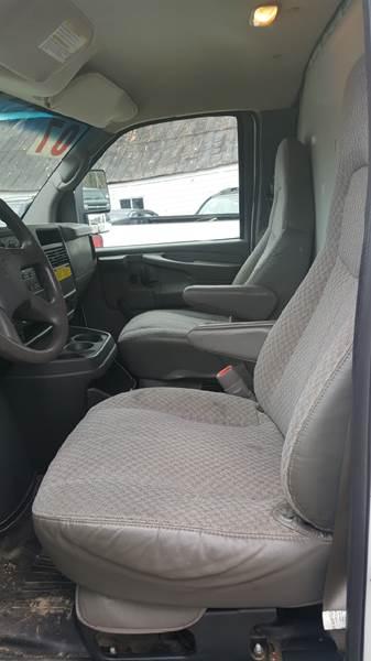 2007 Chevrolet G3500  - Sanbornville NH
