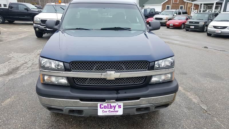 2003 Chevrolet Silverado 1500 4dr Extended Cab LS 4WD SB - Sanbornville NH
