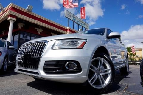 2013 Audi Q5 for sale in Hialeah, FL