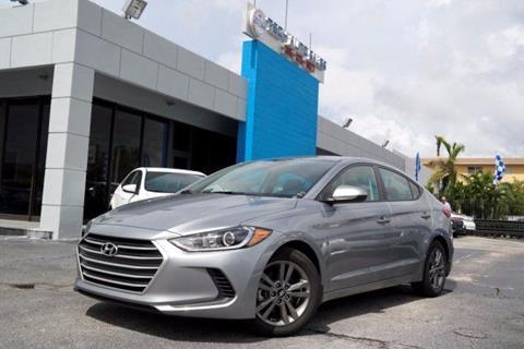 2017 Hyundai Elantra for sale in Hialeah, FL
