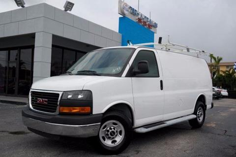 2016 GMC Savana Cargo for sale in Hialeah, FL