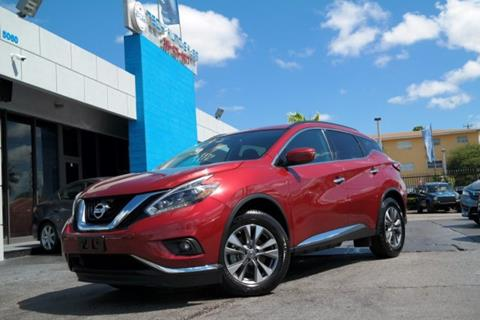 2018 Nissan Murano for sale at Tech Auto Sales in Hialeah FL