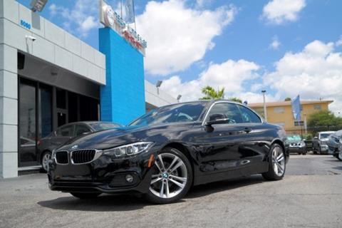 2019 BMW 4 Series for sale in Hialeah, FL