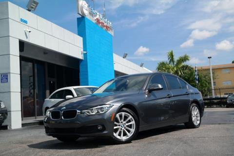 2018 BMW 3 Series for sale at Tech Auto Sales in Hialeah FL