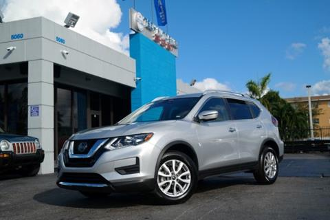 2019 Nissan Rogue for sale at Tech Auto Sales in Hialeah FL