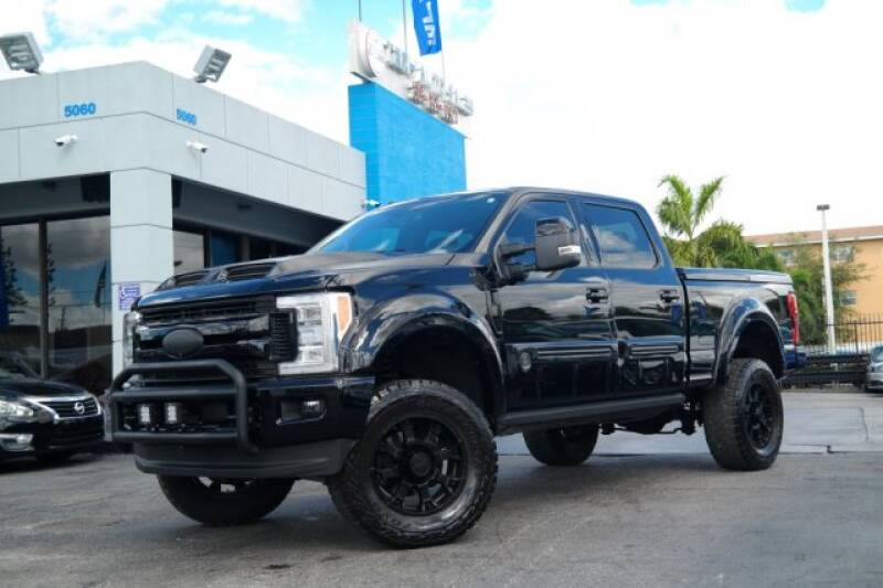 2018 Ford F-250 Super Duty for sale at Tech Auto Sales in Hialeah FL