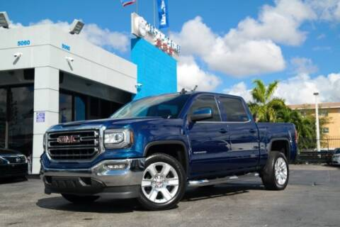 2017 GMC Sierra 1500 for sale at Tech Auto Sales in Hialeah FL