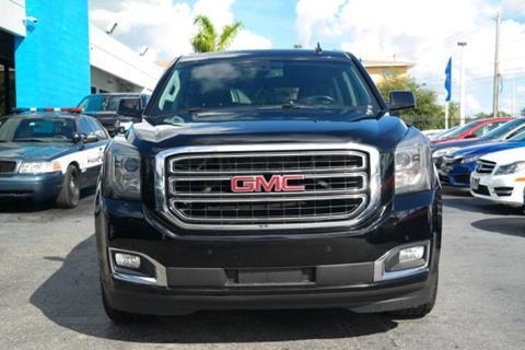 2015 GMC Yukon XL for sale in Hialeah, FL