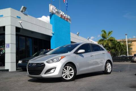 2014 Hyundai Elantra GT for sale at Tech Auto Sales in Hialeah FL