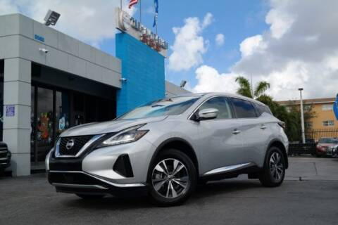 2019 Nissan Murano for sale at Tech Auto Sales in Hialeah FL