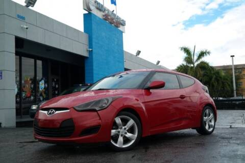 2015 Hyundai Veloster for sale at Tech Auto Sales in Hialeah FL