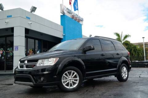 2017 Dodge Journey for sale at Tech Auto Sales in Hialeah FL