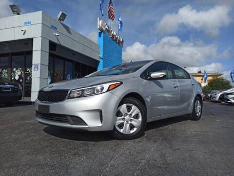 2018 Kia Forte for sale at Tech Auto Sales in Hialeah FL