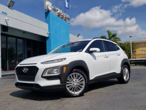 2020 Hyundai Kona for sale at Tech Auto Sales in Hialeah FL