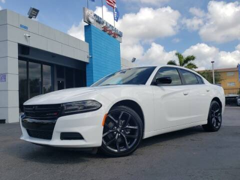 2019 Dodge Charger for sale at Tech Auto Sales in Hialeah FL
