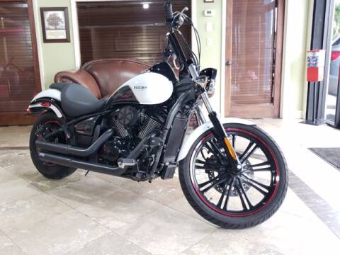 2012 Kawasaki Vulcan for sale at Tech Auto Sales in Hialeah FL