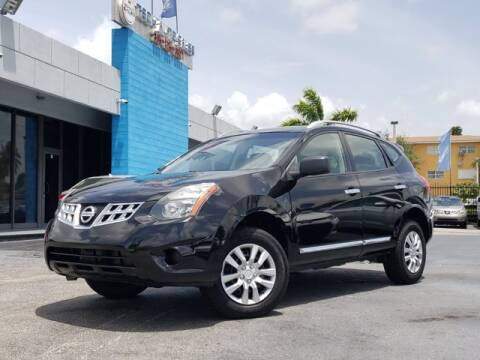 2015 Nissan Rogue Select for sale at Tech Auto Sales in Hialeah FL