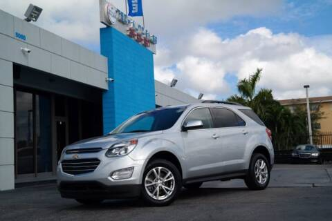 2017 Chevrolet Equinox for sale at Tech Auto Sales in Hialeah FL
