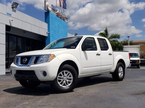 2019 Nissan Frontier for sale at Tech Auto Sales in Hialeah FL