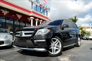 2013 Mercedes-Benz GL-Class for sale in Hialeah, FL