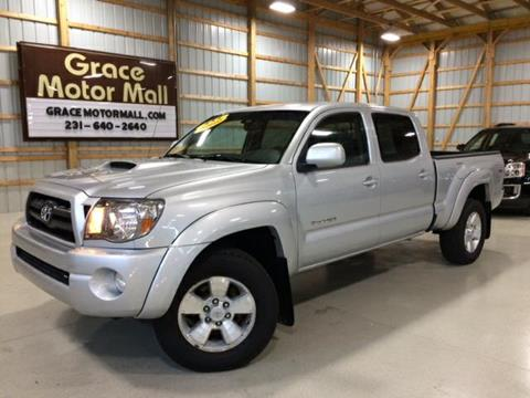 Used Toyota Tacoma For Sale In Traverse City Mi