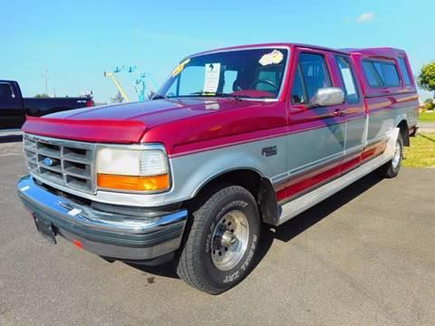 1992 Ford F-150 for sale in Traverse City, MI