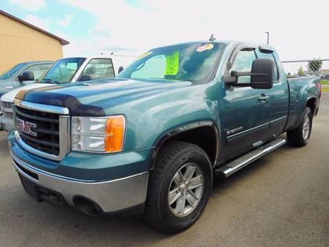 2010 GMC Sierra 1500 for sale in Traverse City, MI