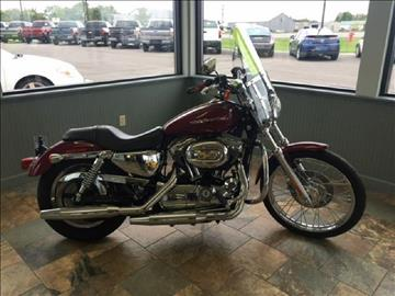 2004 Harley-Davidson Sportster for sale in Traverse City, MI