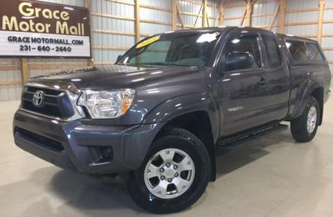 2013 Toyota Tacoma for sale in Traverse City, MI