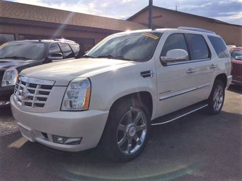 2010 Cadillac Escalade for sale in Traverse City, MI