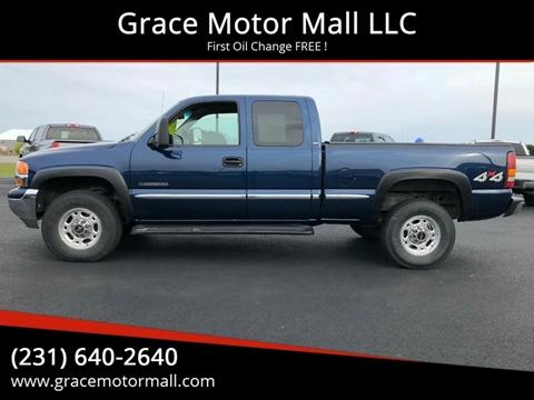 2000 GMC Sierra 2500 for sale in Traverse City, MI