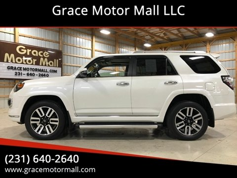 2014 4runner For Sale >> 2014 Toyota 4runner For Sale In Traverse City Mi