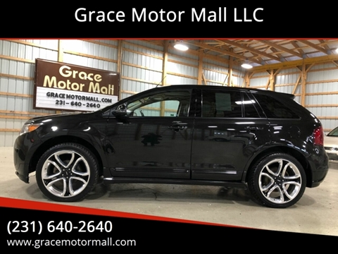 2013 Ford Edge for sale at Grace Motor Mall LLC in Traverse City MI