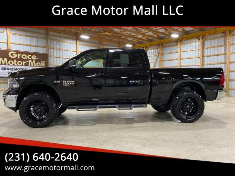 2019 RAM Ram Pickup 1500 Classic for sale at Grace Motor Mall LLC in Traverse City MI